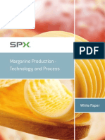 Margarine Production -