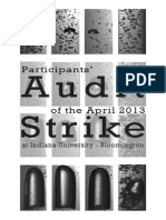 Strike Audit, 2nd Edition Fall 2013, for reading online.