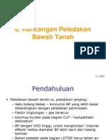 Rancangan Peledakan Bawah Tanah.ppt