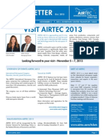 AIRTEC Newsletter 10 2013