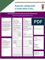 Poster Presentation Template.pptx