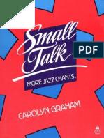 Carolyn Graham Small Talk More Jazz Chants