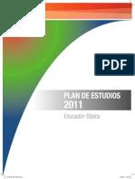 Plan de Estudios Educacion Basica