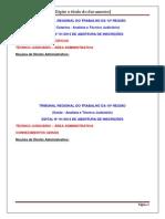 TRIBUNAL REGIONAL DO TRABALHO DA 12ª REGIÃ1