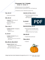 ap gov unit 2 schedule pdf