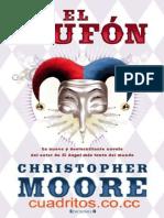 El Bufón - Christopher Moore