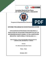 Informe Preliminar Protocolo Listo