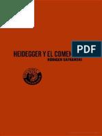 Safranski, Rüdiger - Heidegger y el comenzar (Ed. Pensamiento 2006)