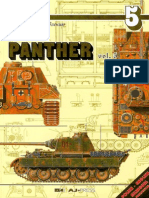 [AJ Press] [Tank Power 005] PzKpfw v Panther Vol. 5