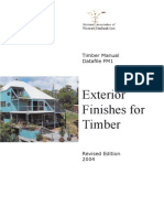 NAFI Datafile FM1 (2004) - Exterior Finishes For Timber.pdf