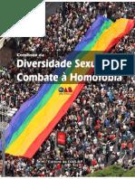 Cartilha de Combate à Homofobia