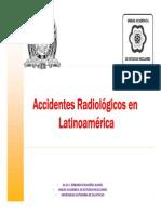 Accidentes Radiologicos en Latinoamerica