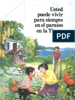 1989 Usted Puede Vivir Para Siempre en El Paraiso en La Tierra -Baja