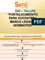 Antologia Marco Legal Normativo