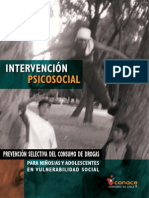 Intervencion Psicosicoa en Chile