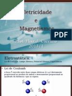 Eletrostática - PROF FLAIR