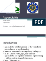 Referat appendicitis.ppt