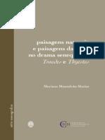 E-book Paisagens Naturais e Paisagens Da Alma No Drama Senequiano