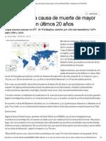Alzheimer es la causa de muerte de mayor alza en Chile en últimos 20 años _ Tendencias _ LA TERCERA