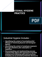 hygine survey for safety.ppt