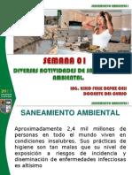 Semana 01 Saneamiento Ambiental i(1)