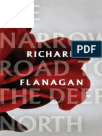Reading Group Questions for The Narrow Road to the Deep North by Richard Flanagan