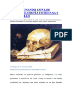 Reflexion Es Sobre La Muerte El Sabio Con Marco Aurelio