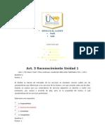 ACT 3 Reconomiento Unidad 1 SC
