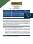 Ironlink Training Quotation_CCNAX 200-120