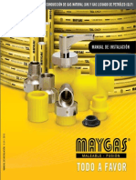 Manual de Instalacao Maygas