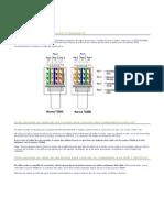 Como Configurar Un Cable de Red UTP de Datos