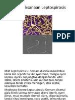Penatalaksanaan Leptospirosis.ppt