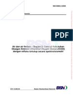 SNI 6989.2_2009 Cara uji Kebutuhan Oksigen Kimiawi COD dengan refluks tertutup secara spektrofotometri.pdf