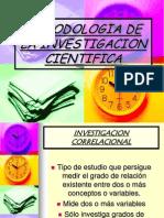 Diapositiva de Inv. Correlacional