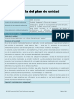 plan de unidad las plantas medicinales edith