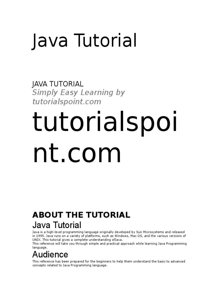 Java sun tutorial image collections any tutorial examples java utilities tutorial images any tutorial examples java tutorial java programming language class computer java tutorial baditri Images