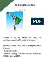 Tratado de Montevideo Expo