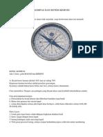 Kompas Dan Sistem Kemudi