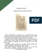 apócrifos - correspondência entre pôncio pilatos e herodes 2