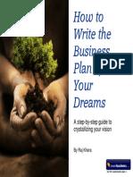 Business Plan Book
