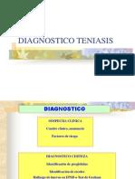DIAGNOSTICO TENIASIS