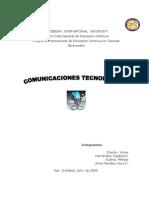 COMUNICACIONES-TECNOLOGICAS