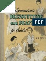 Commonsense Dresscutting (excerpt) by M.M. Staeheli