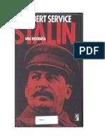 STALIN, un Biografía - Robert Service