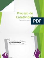 32 Pres El Proceso Creativo