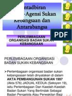 M2 Pentadbiran agensi-agensi sukan kebangsaan dan antarabangsa.ppt