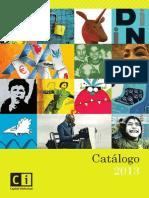 capital intelectual - catálogo 2013