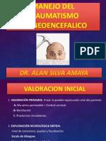 Manejo Del Paciente Con Traumatismo Craneoencefalico