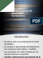 conductismo(psapp2013)