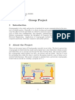 Information Security Project Report